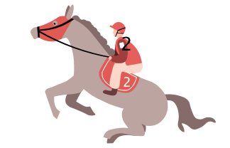 Horse bet icon