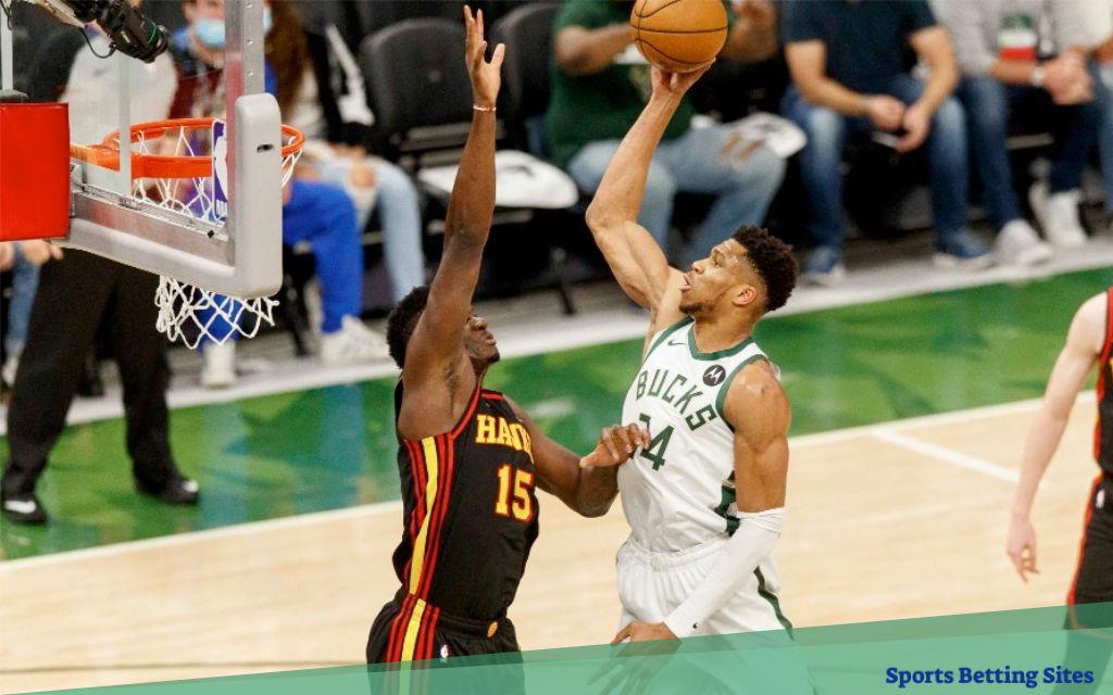Bucks Vs Hawks betting odds