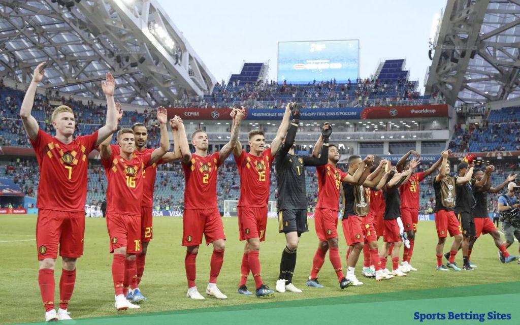 Piala Euro belgia untuk menang