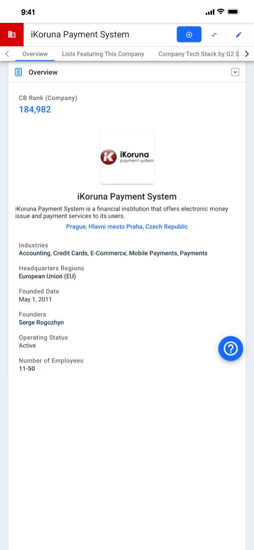 Ikoruna Payment Screenshot
